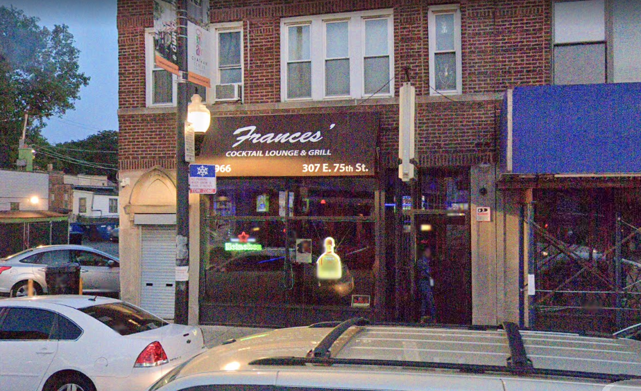 Frances Cocktail Lounge and Grille